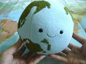 bag,stuffed animal,toy,globe,cute,soft toy