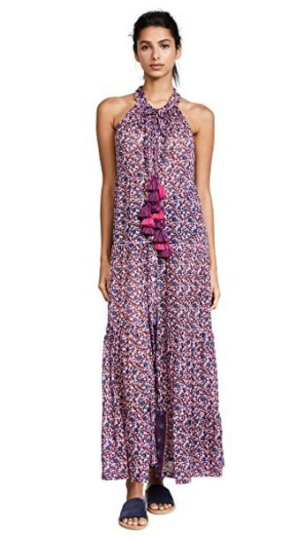 Poupette St Barth dress maxi dress maxi pink