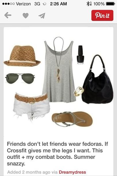 sunglasses shorts