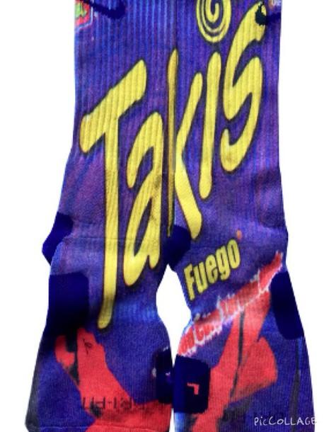 socks chips