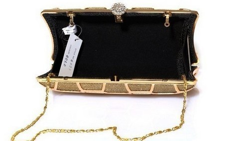 arrival ! Ladies' Clutch Evening Bags,Fashion diamond shaping ...