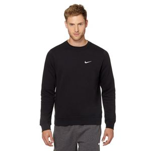 Nike Black brushed inner sweater- at Debenhams Mobile