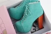 shoes,high heels,turquoise,sturdy,elegant,nice,suede boots