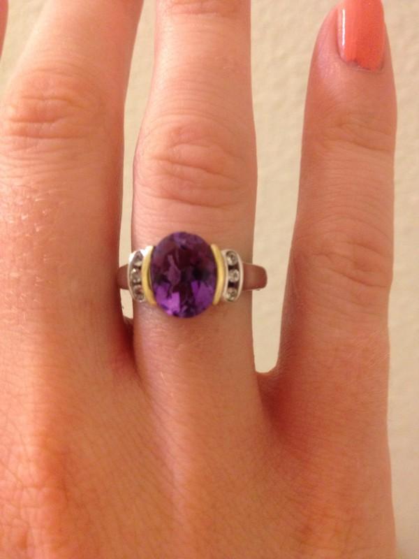 jewels ring gemstone diamonds promise ring