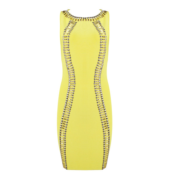 dress bandage dress 2014 bandage dress bodycon dress women new party dress 2014