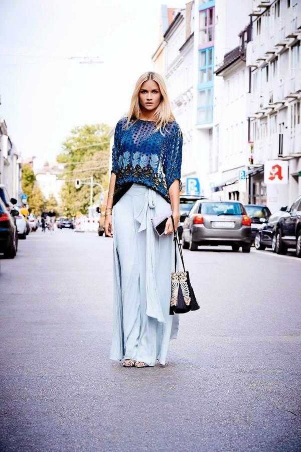 en vogue coop blogger top bag shoes