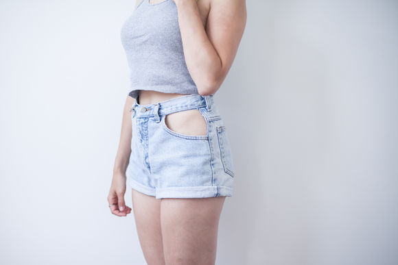 High waisted shorts hip cut out cut out shorts cut off shorts cute shorts hipster tumblr shorts hip shorts cut out pocket cut out pocket shorts pocket shorts cut pocket shorts hip cut outs levisc uffed cuffed xd