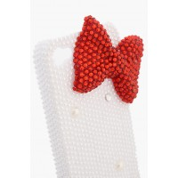 LoveMelrose.com From Harry & Molly | I PHONE 4 CASES HELLO KITTY BOW - RED
