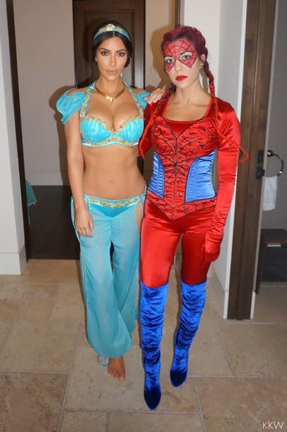 like follow  sc 1 st  Where To Get It & pants kim kardashian aladdin costume halloween costume ...