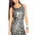 Circle Sequin Dress