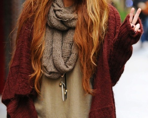 sweater clothes cardigan oversized cardigan oversized sweater scarf knitted scarf fall outfits jewels jacket burgundy fall outfits autumn clothes fall outfits fall outfits fall outfits burgundy sweater oversized autum cozy fall outfits knitted cardigan