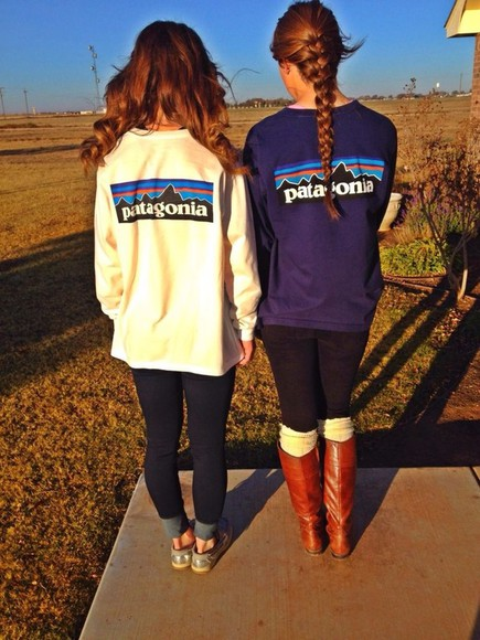 shirt long sleeve patagonia