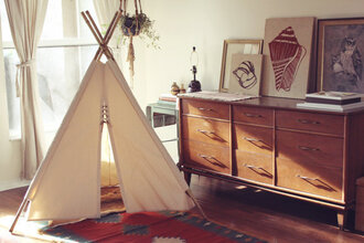 home accessory kids room camping hipster native american home decor