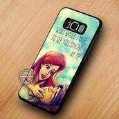 phone cover,cartoon,disney,the little mermaid,quote on it phone case,samsung galaxy cases,samsung galaxy s8 cases,samsung galaxy s8 plus case,samsung galaxy s7 edge case,samsung galaxy s7 cases,samsung galaxy s6 edge plus case,samsung galaxy s6 edge case,samsung galaxy s6 case,samsung galaxy s5 case,samsung galaxy s4,samsung galaxy note case,samsung galaxy note 8,samsung galaxy note 8 case,samsung galaxy note 5,samsung galaxy note 5 case,samsung galaxy note 4,samsung galaxy note 3