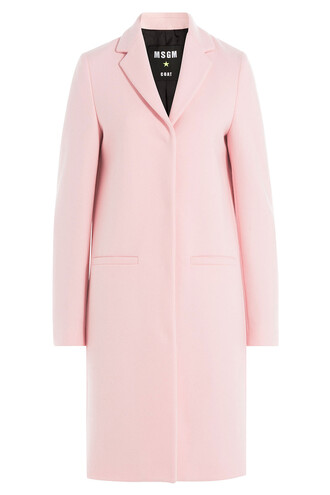 coat wool coat wool rose