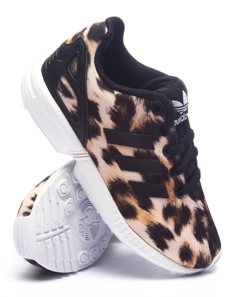 28b042985a46 ZX Flux Cheetah C Sneakers (11-3) by Adidas