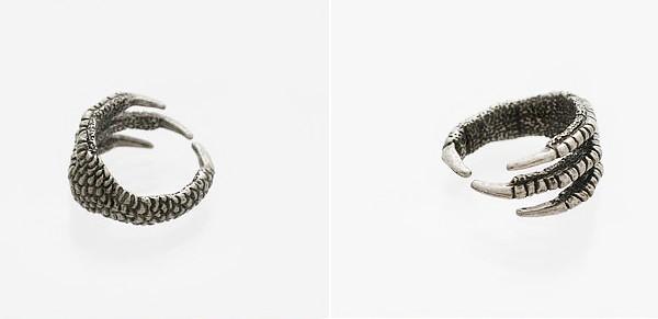 jewels ring cool style stylemoi punk rock