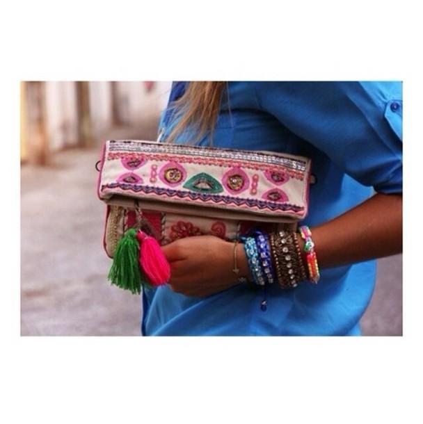bag bohemian bohemian bag ibiza bag aztec bag ibiza indian look