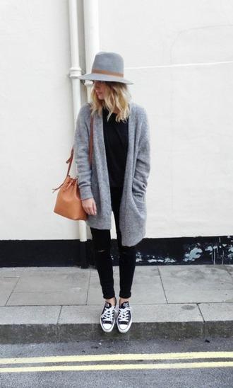 cardigan grey oversized cardigan grey cardigan felt felt cardigan