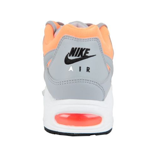 Nike Shoe Wmns Air Max Command Low Sneaker Grey Orange 101616 at Hoodboyz