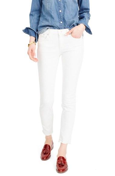 J.Crew Toothpick Jeans (Regular & Petite) | Nordstrom