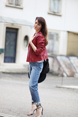 estelle blog mode jacket t-shirt sud express