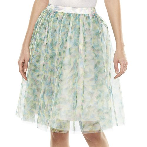 Disney's cinderella a collection by lc lauren conrad tulle skirt