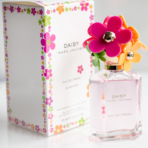 daisy purfume perfume summer perfume cosmetics body care