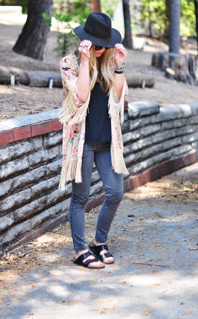 Denim Dare // Boho Meets Moto // #TargetStyle | ...love Maegan