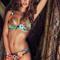 Agua bendita - monarca | elegant bikini set