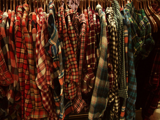 shirt indie plaid shirt t-shirt shoes jeans blouse checkered check shirt green outfit