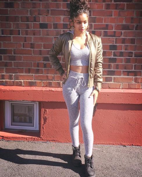 Shoes dope grey fashion nova instagram twitter bad bitches link up baddies timberlands ...