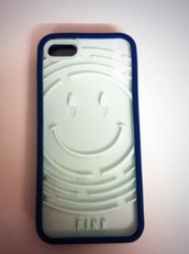 phone cover,happy,game,white,blue,iphone cover,iphone case,smiley,maze pattern