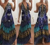 dress,cute,patterned dress,colorful,multi way dresses