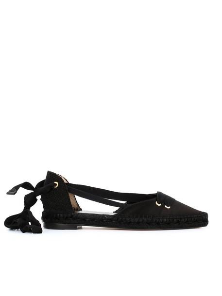Castañer by Manolo Blahnik espadrilles black shoes