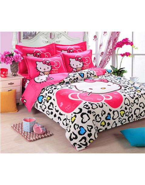 Hello Kitty Room Set : bedding, hello kitty, hello kitty bedding set, bedroom, cute bedroom ...