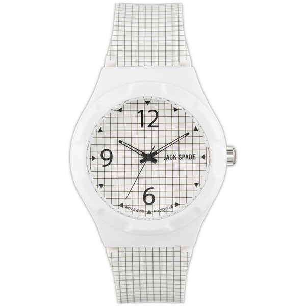 Jack Spade 'Graphic - Check' Watch, 40mm - Polyvore