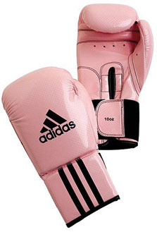 Great value Adidas Pink Boxing Gloves from Fitness Options