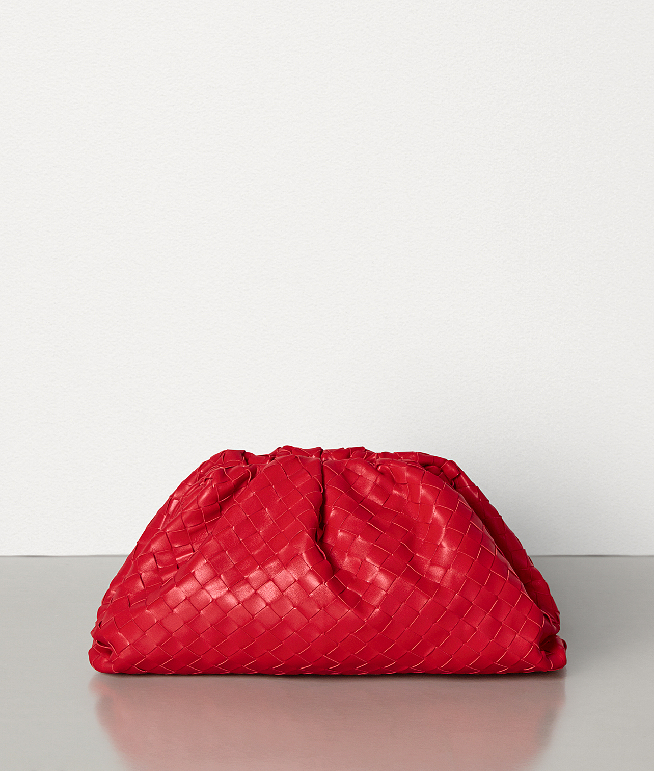 Bottega Veneta® - THE POUCH IN INTRECCIATO NAPPA