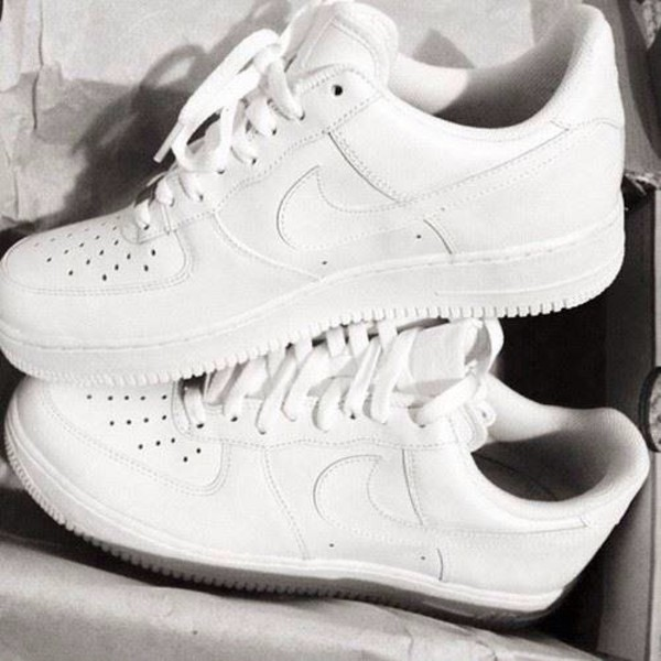 shoes nike nike air force nike air force 1 nike air airforceonelow nike air force one low nike air white white nikes nike air force 1 nikes white nike air force cute style white shoes trainers high tops white sneakers nike running shoes