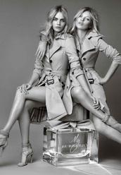 luxury,trench coat,kate moss,cara delevingne,vogue,classy,model,burberry,coat