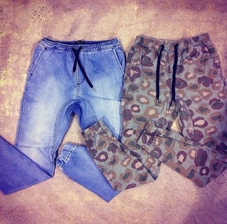 harem pants camouflage camo pants denim pants denim pants joggers
