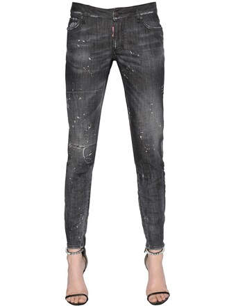 jeans denim black