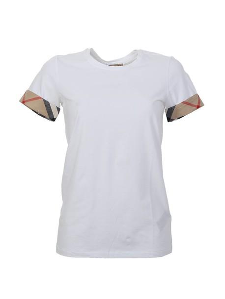t-shirt shirt cotton t-shirt t-shirt white cotton top