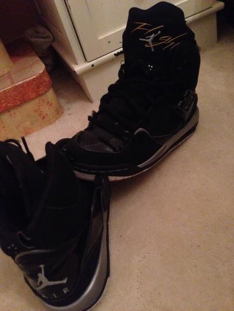 shoes jordan's flights