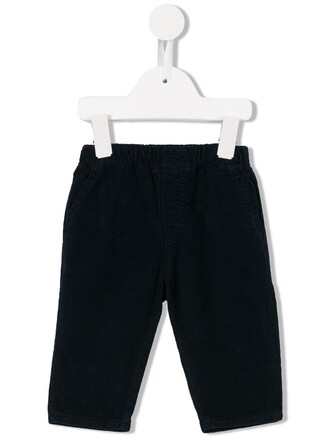 girl toddler blue pants