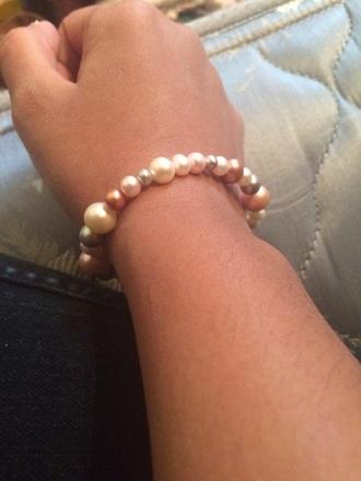 jewels pearl bracelet bracelets pearl pearl jewelry
