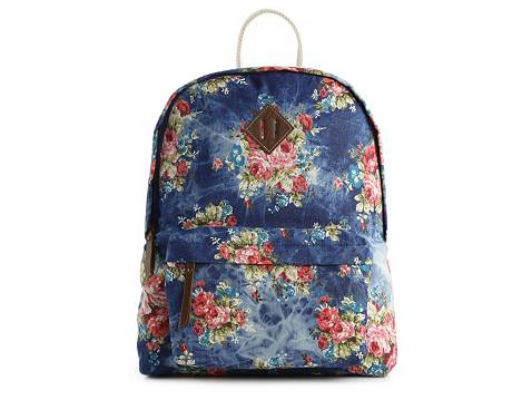 Madden Girl BSkool Floral Backpack