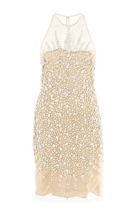 Starburst dress by naeem khan