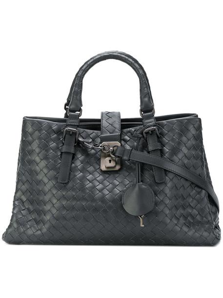 Bottega Veneta women bag leather grey